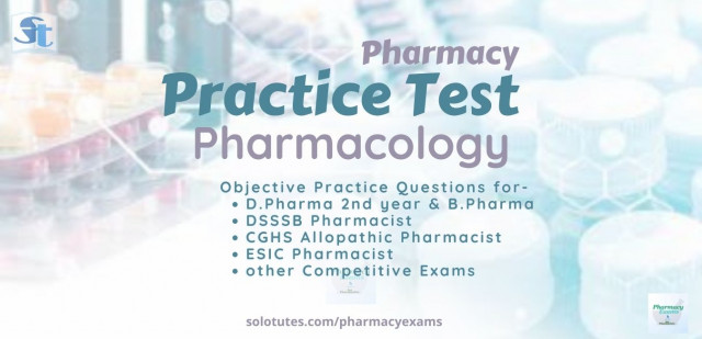 Pharmacology and Toxicology MCQs | Practice Test #1